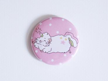 "Button ""Uni-Piggy"" aus England"