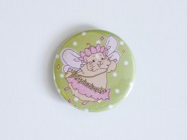 "Button ""Fairy-Piggy"" aus England"